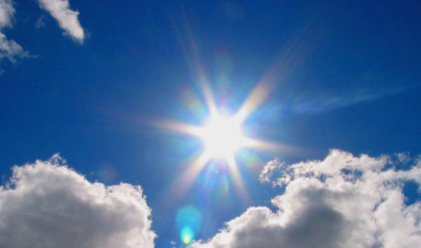 Wraca słoneczna pogoda - Pieniny24.pl